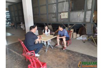 中国花生交易网—2020河南南阳产区调研