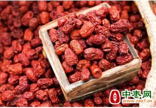 端午期间进入红枣备货小旺季 ()