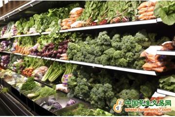 安徽合肥:叶类蔬菜价格普遍上涨