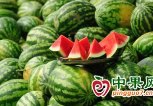 北京新发地:五一假期西瓜…