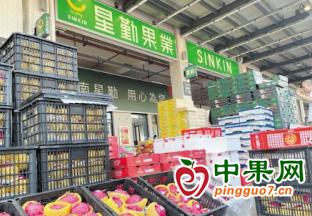 长沙红星市场:水果销量走…