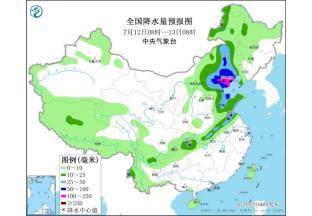 华北地区高温多雨  或将影响新椒果实膨大 ()