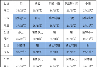 高温多雨季节  防治葡萄病害发生 ()