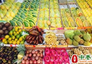 湖南长沙:新址红星水果市…